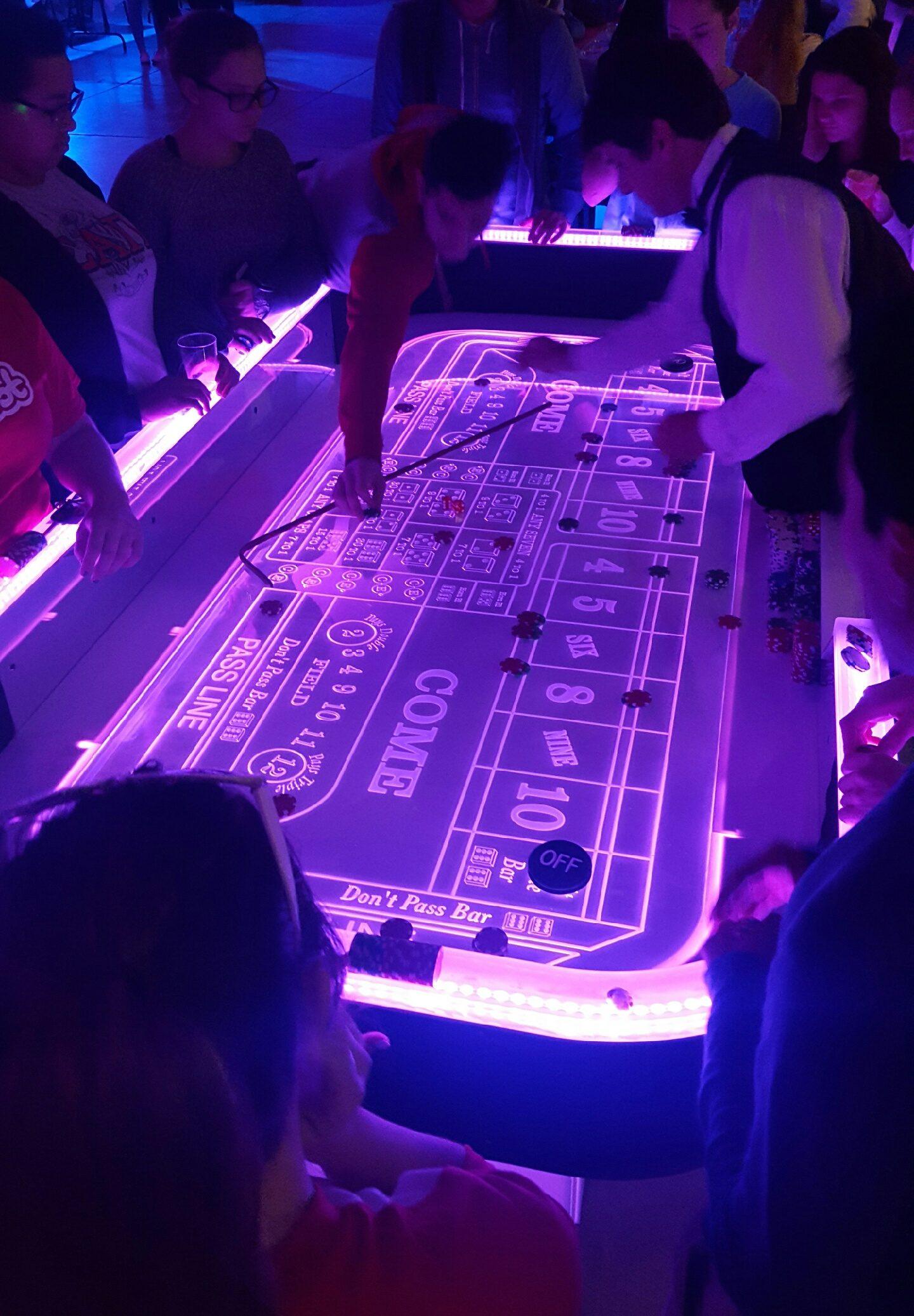 glow casino