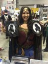 Silhouette Wonder Woman