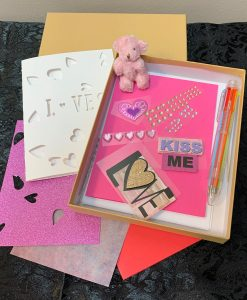 Valentine's Day Cards DIY Kit